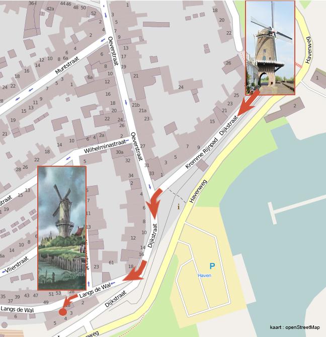 ruisdael_routekaart